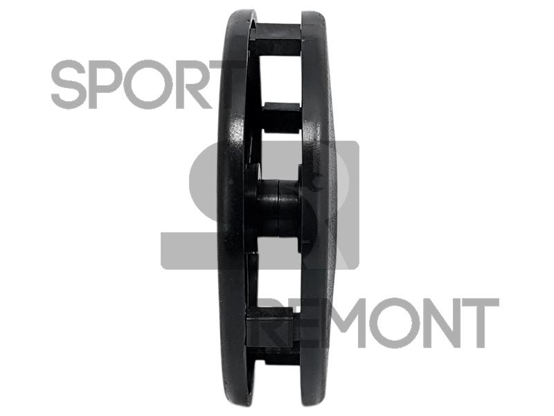 Крышки для ролика силового тренажера Inter Atletika