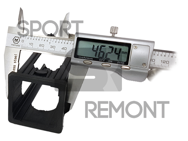 Центрирующая заглушка для тренажера 50 мм