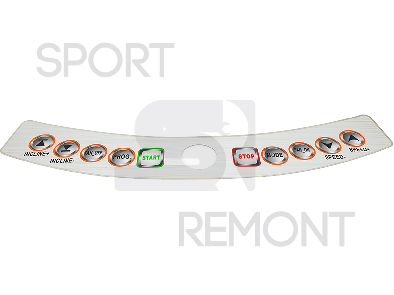 Накладка кнопок беговой дорожки EnergyFit EF-9900C