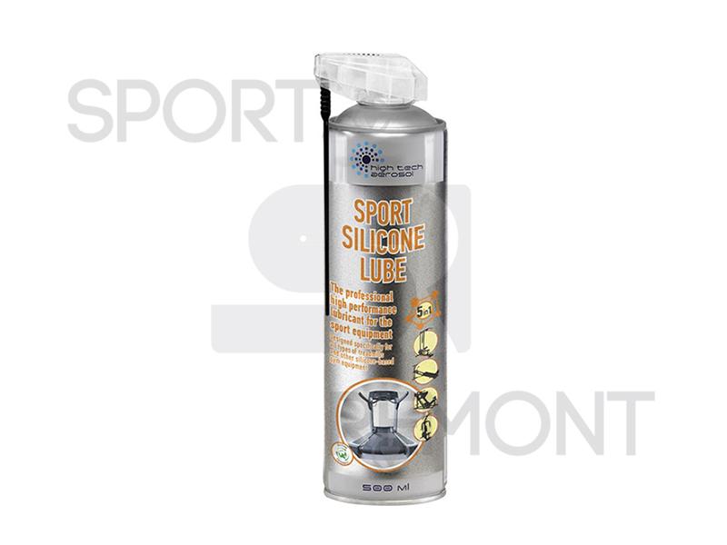 Силиконовая смазка для беговой дорожки спрей HTA Sport Silicone Lube 500 ml