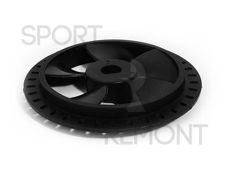 Вентилятор мотора беговой дорожки